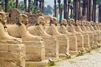 Египет - сокровищница исторических памятников