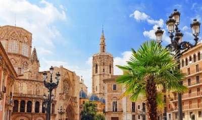 Короткая экскурсия по Валенсии