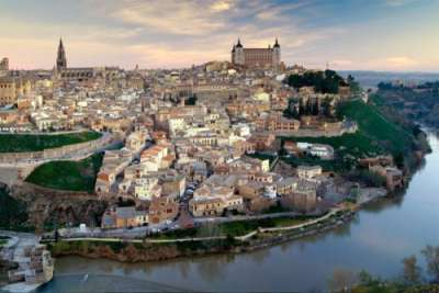Города Испании и их достопримечательности