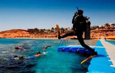 Красное море, как достопримечательность Египта